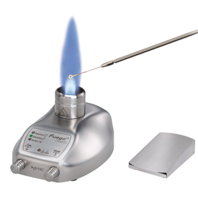 Jual bunsen burner Fuego SCS Basic wld-tec