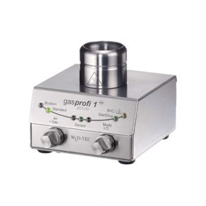 Bunsen Burner Gasprofi 1 Micro, WLD-TEC Gmbh