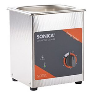 Ultrasonic Cleaner Soltec Sonica 1200 M S3