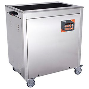 Ultrasonic Cleaner Soltec Sonica 130L EP S3