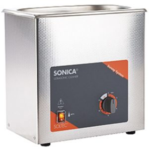 Ultrasonic Cleaner Soltec Sonica 2200 EP S3