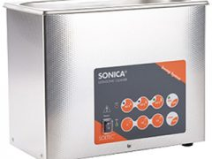 jual Ultrasonic Cleaner Soltec Sonica 2400 S3