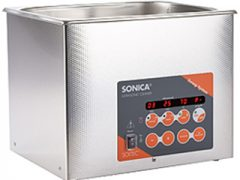 jual Ultrasonic Cleaner Soltec Sonica 3200 ETH S3