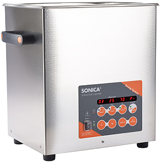 jual Ultrasonic Cleaner Soltec Sonica 3300 S3