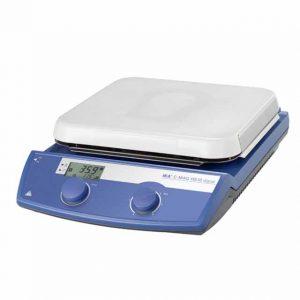 Hotplate & Stirrer – Magnetic Stirrer C-MAG HS 10 Series, IKA
