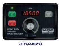 Panel Control CB15VX-CB15VXE