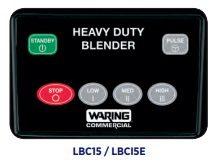 Panel Control LBC15 - LBCI5E