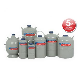 Nitrogen Tank – Cyrolab Series, STATBORNE