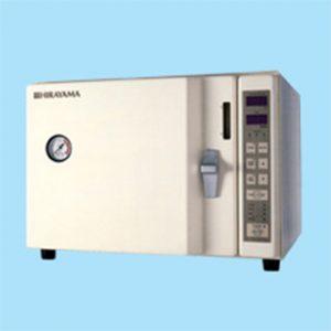 Tabletop Autoclave HRM series, Hirayama