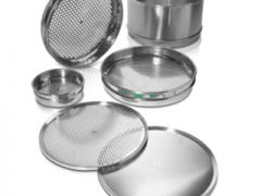 jual Test Sieve Shaker Endecotts Diamond Sieves