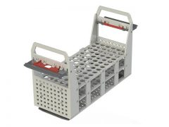 Jual Acc Water Bath Julabo Test tube rack for 90 tubes