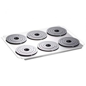 Acc Water Bath Julabo Flat bath cover with sets of rings for Pura 22 (2)