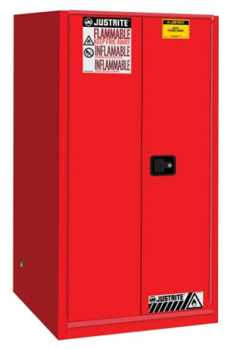 Jual Safety Cabinet Flammables Justrite Red