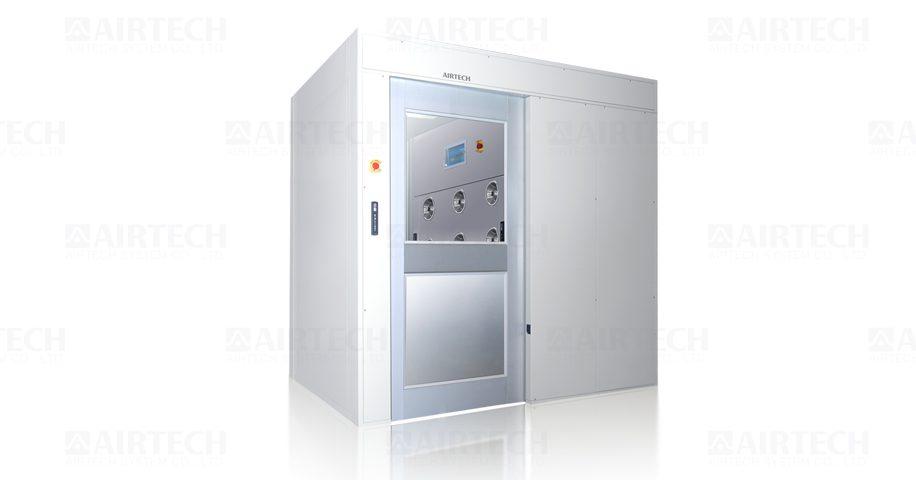Jual Airtech Air Shower Automatic Door