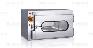 Jual Static Passbox Airtech Stainless Steel 304