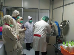 Training dan instalasi Hirayama HVE-50 1