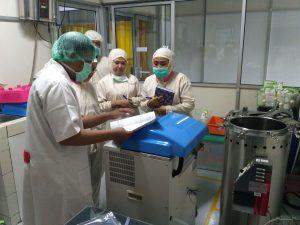 Training dan instalasi Hirayama HVE-50 2