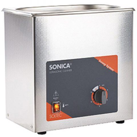 jual Ultrasonic Cleaner Soltec Sonica 2200 S3
