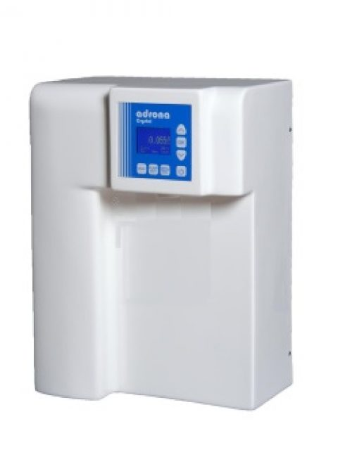 Jual Water Purification System Adrona Crystal EX RO, Pure, Double Flow